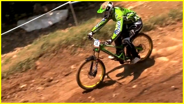 Video :: Mont Sainte Anne World Cup