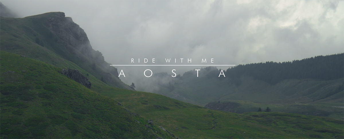 Video :: Ride With Me - AOSTA