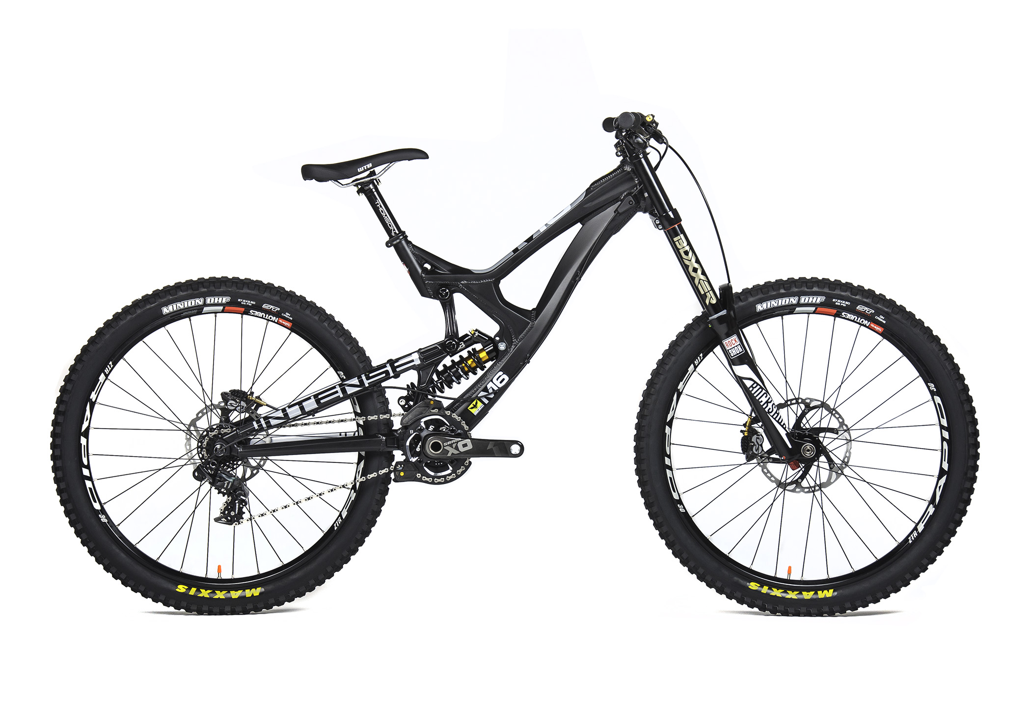 Intense Cycles presenta la nueva M16