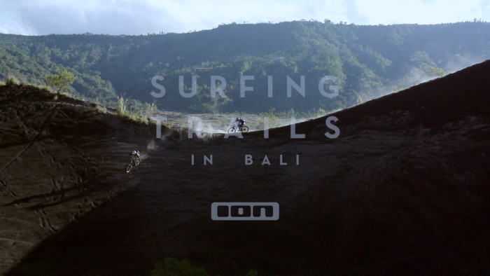 Video :: Surfing Trails en BALI @ ION Action Sports