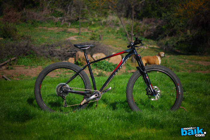 Test :: Specialized Fuse Expert 6Fattie
