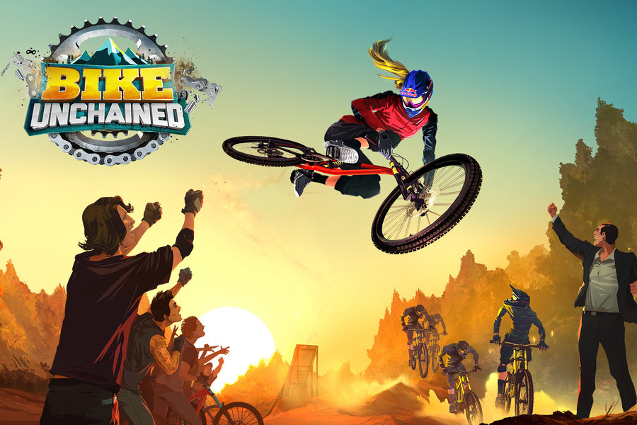 Red Bull lanza el juego Bike Unchained para Android e iOS
