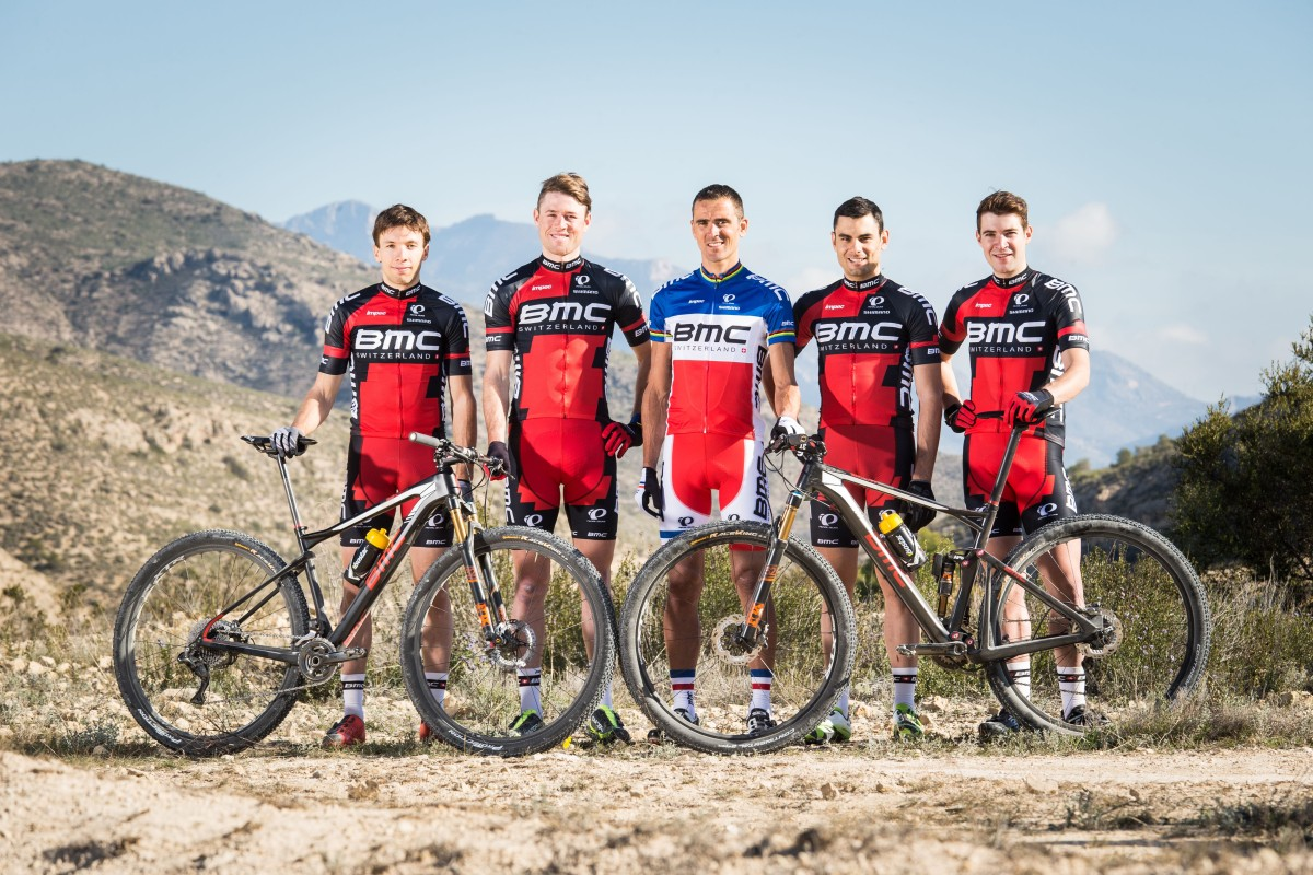 Racing news :: El BMC Team 2016 se pone en marcha en Alicante