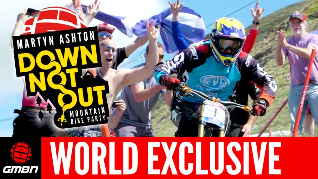 Video :: Down no Out, Martyn Ashton en Fort William