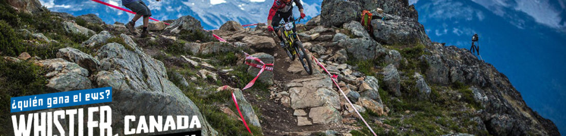 Video :: One Day Intensity : Teaser del Round 6 del EWS en Whistler, Canada