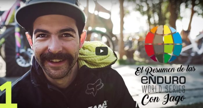 Video Exclusivo :: El Resumen de las Enduro World Series 2017 con Iago en Español!
