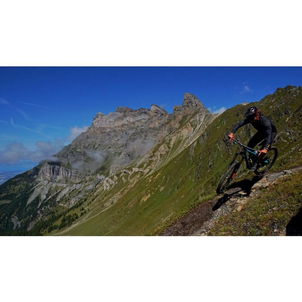 Riding The Highest Route :: Tito Tomasi
